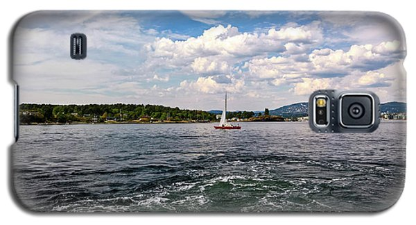 In The Oslo Fjord Galaxy S5 Case