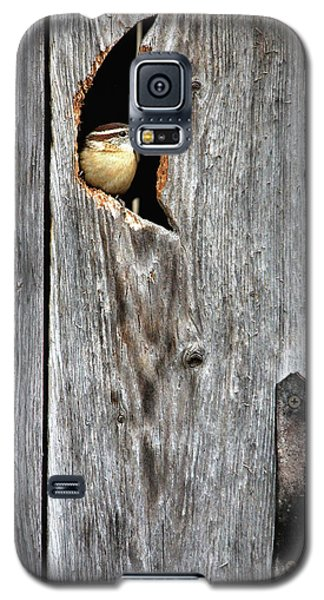 In The Outhouse Shed Galaxy S5 Case