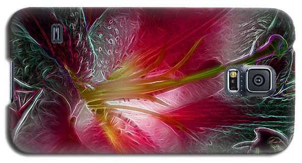 In The Pink Galaxy S5 Case by Stuart Turnbull