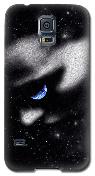 In The Quiet Of Your Mind Galaxy S5 Case