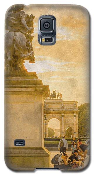 Paris, France - In The Shadow Of Glory Galaxy S5 Case
