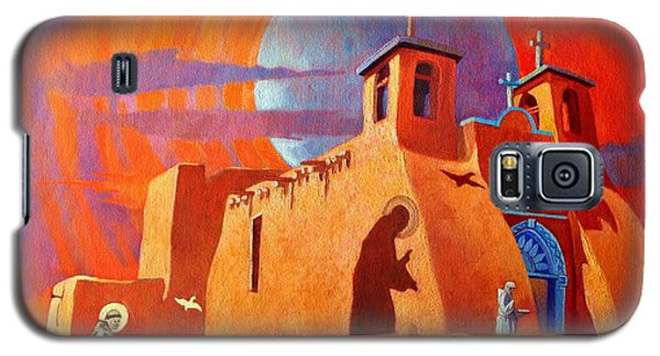 In The Shadow Of St. Francis Galaxy S5 Case by Art West