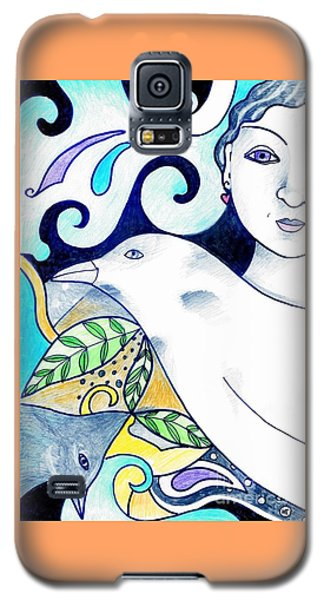 In The Spirit Of Unity 1 Galaxy S5 Case by Helena Tiainen