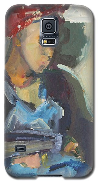 In The Still Of Quiet Galaxy S5 Case by Daun Soden-Greene