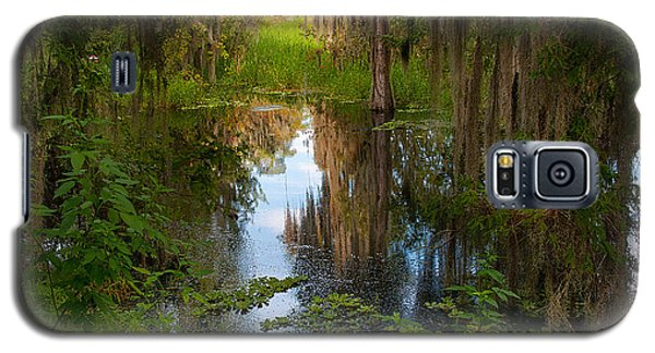 In The Swamp Galaxy S5 Case