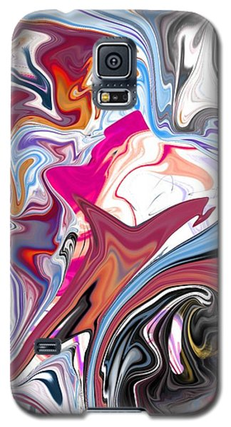In The Valley Galaxy S5 Case