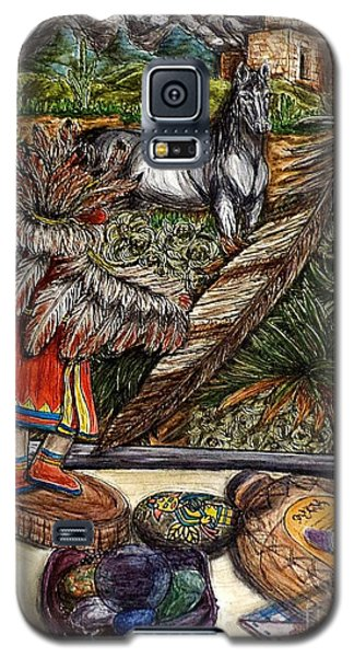 In Times Of Need Galaxy S5 Case