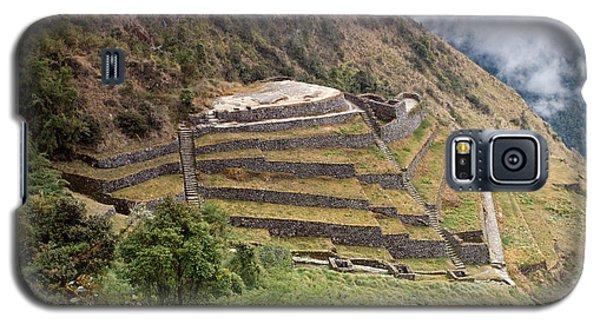 Inca Ruins And Terraces Galaxy S5 Case