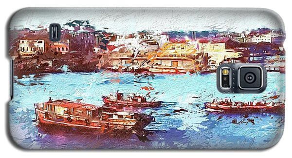 Inchon Harbor Galaxy S5 Case
