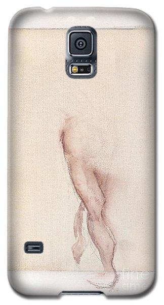 Incognito - Female Nude Galaxy S5 Case