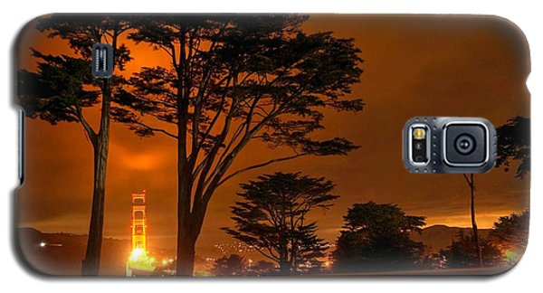 Indeed The Bridge Is Golden Galaxy S5 Case