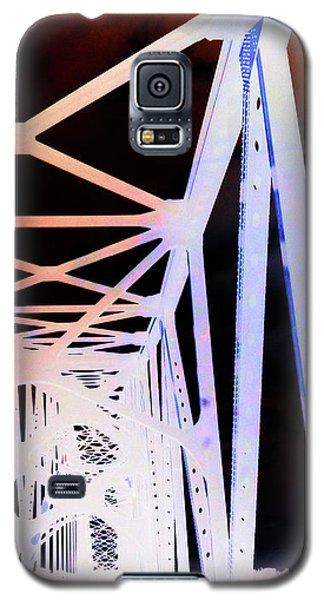 Galaxy S5 Case featuring the photograph Indefinite Sight In by Jamie Lynn