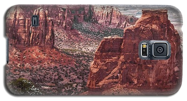 Independence Monument At Colorado National Monument Galaxy S5 Case