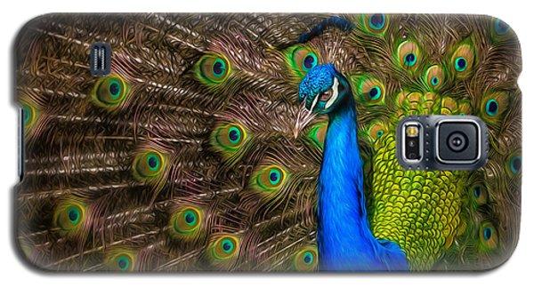 India Blue Galaxy S5 Case