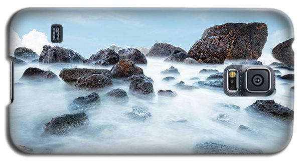 Indian Beach At Ecola State Park, Oregon  Galaxy S5 Case