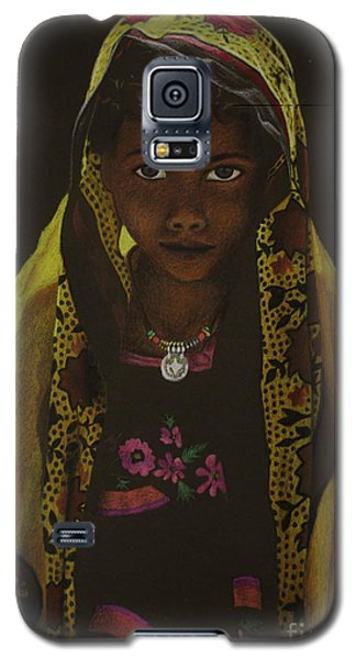 Indian Child Galaxy S5 Case