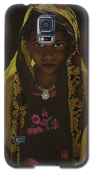 Indian Child Galaxy S5 Case