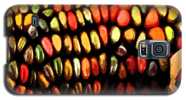 Indian Corn Galaxy S5 Case