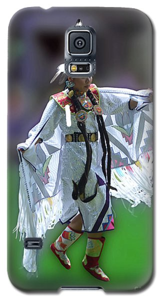 Indian Dancer Galaxy S5 Case
