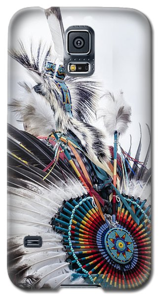 Indian Feathers Galaxy S5 Case