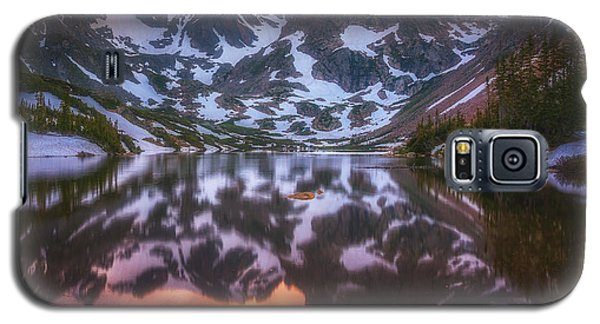 Indian Peaks Reflection Galaxy S5 Case