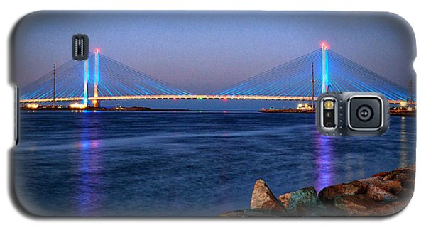 Indian River Inlet Bridge Twilight Galaxy S5 Case