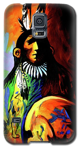 Indian Shadows Galaxy S5 Case