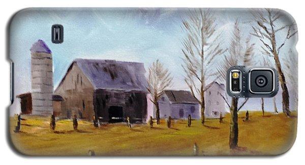 Indiana Farm Galaxy S5 Case