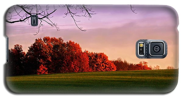 Indiana Sunset Galaxy S5 Case by Diane Merkle