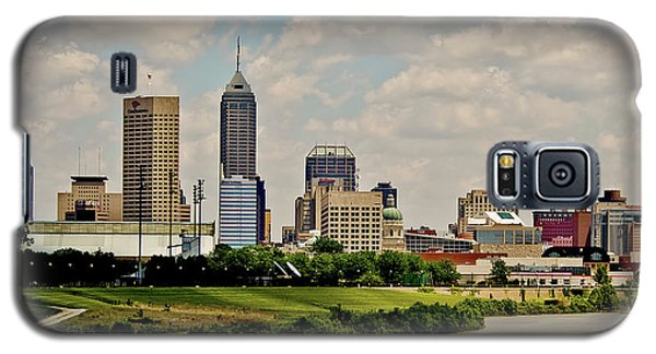 Indianapolis Skyline 25 Galaxy S5 Case
