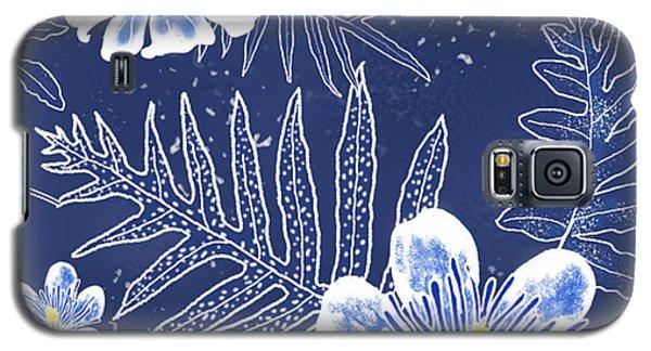 Indigo Batik - Laua'e 12 Galaxy S5 Case