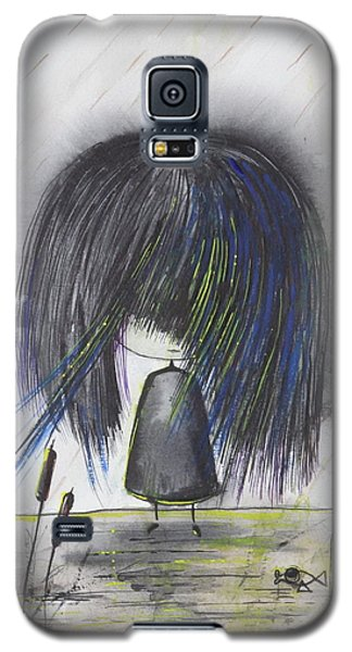 Indigo Child  Galaxy S5 Case