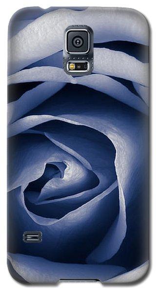 Indigo Rose Galaxy S5 Case