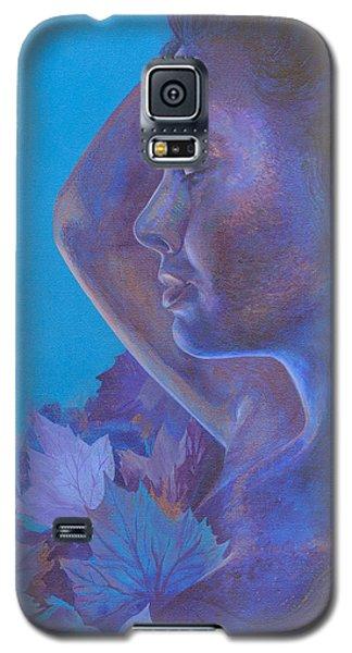 Indigo Serene Galaxy S5 Case