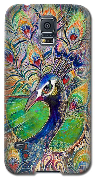 Confidence And Beauty- Individuality Galaxy S5 Case by Leela Payne