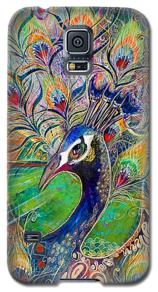 Confidence And Beauty- Individuality Galaxy S5 Case