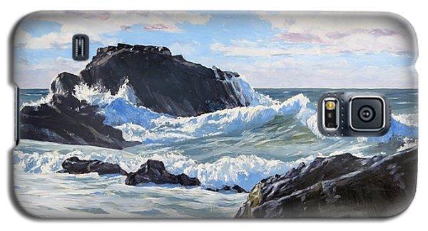 Indomitable Rock Galaxy S5 Case