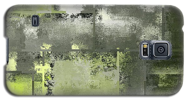 Industrial Abstract - 11t Galaxy S5 Case