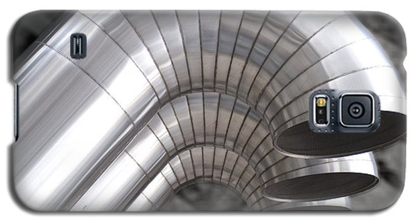 Industrial Air Ducts Galaxy S5 Case by Henri Irizarri