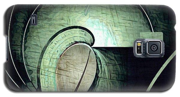 Industrial Arch Grey Galaxy S5 Case