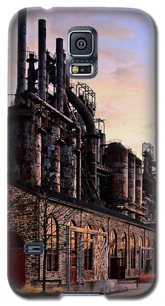 Industrial Landmark Galaxy S5 Case by DJ Florek