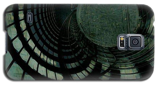 Industrial Overpass Grey Galaxy S5 Case