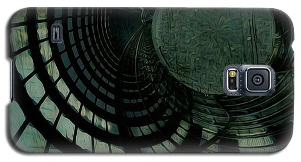 Industrial Overpass Grey Galaxy S5 Case