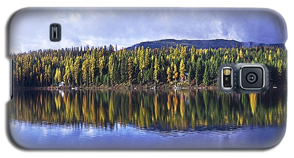 Galaxy S5 Case featuring the photograph Inez Lake Montana by Janie Johnson
