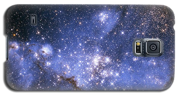 Infant Stars In The Small Magellanic Cloud  Galaxy S5 Case