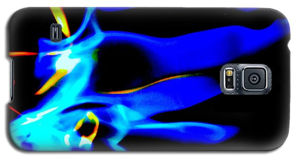Inferno Abstract IIi Galaxy S5 Case
