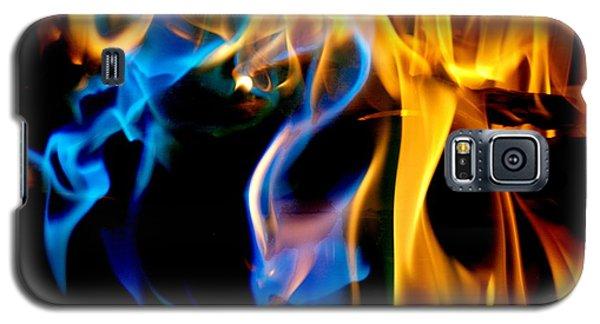 Inferno Xvi Galaxy S5 Case