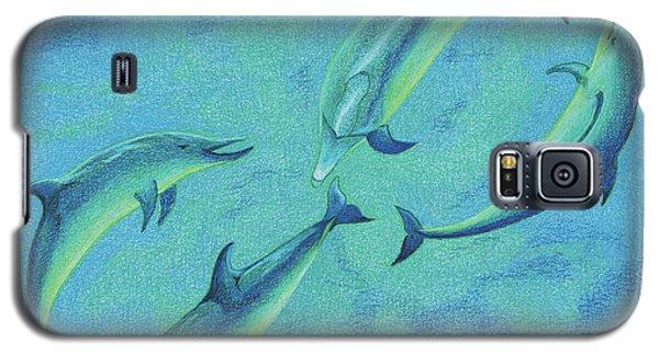 Infinity 2  Galaxy S5 Case