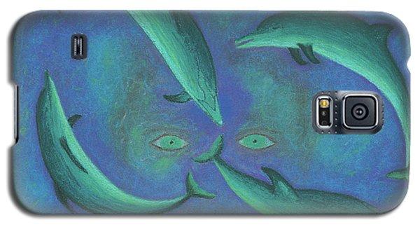 Infinity 4 Third Eye Galaxy S5 Case