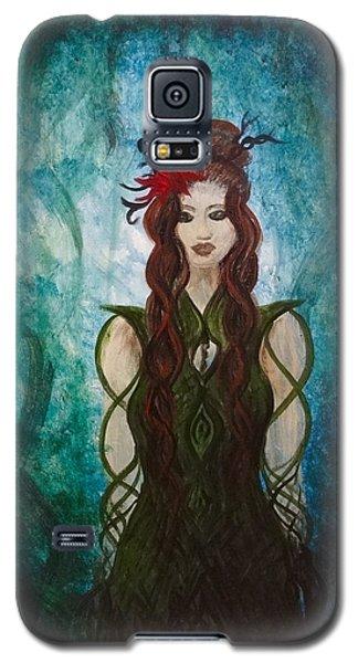 Infinity Goddess Galaxy S5 Case